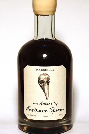 Forthave Spirits  Amaro Marseille  375ml