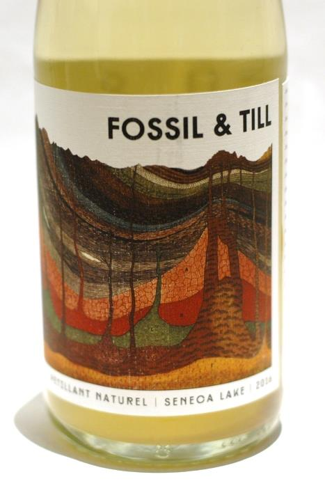 Fossil & Till 2016 Seneca Lake Davis Vineyard Riesling Pétillant Naturel