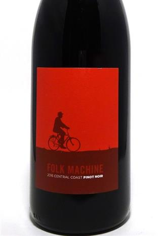 Folk Machine 2017 Central Coast Pinot Noir
