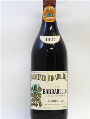 Rinaldi, Francesco 1967 Barbaresco