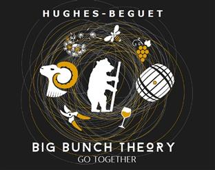 Beguet, Patrice 2017 VDF Go Together Red (Big Bunch Theory)