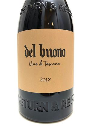 Del Buono  2017 Vino di Toscana 'Return & Reuse'